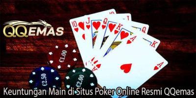 Situs Poker Online Resmi QQemas